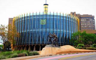 Johannesburg Council Chamber